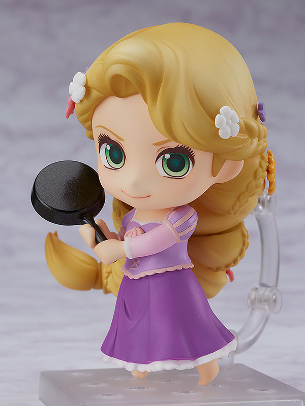 Rapunzel Nendoroid with Frying Pan