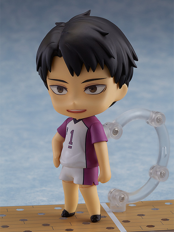 Ushiwaka Nendoroid with Cocky Face