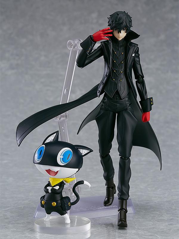 Figma Joker with Morgana Nendoroid